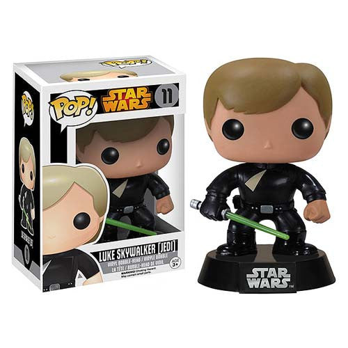 Star Wars Pop! Vinyl Bobblehead Jedi Luke Skywalker [Re-Release]