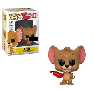 Tom and Jerry Pop! Vinyl Figure Jerry (Dynamite) [410]
