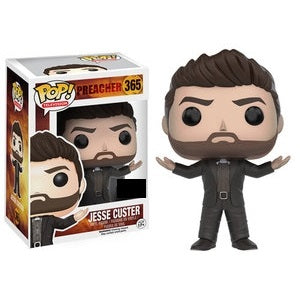 Preacher Pop! Vinyl Figure Jesse Custer (Arms Out) [365] - Fugitive Toys
