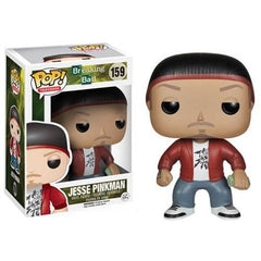 Breaking Bad Pop! Vinyl Figure Jesse Pinkman - Fugitive Toys