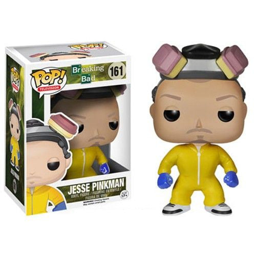 Breaking Bad Pop! Vinyl Figure Jesse Pinkman [Cook Outfit]