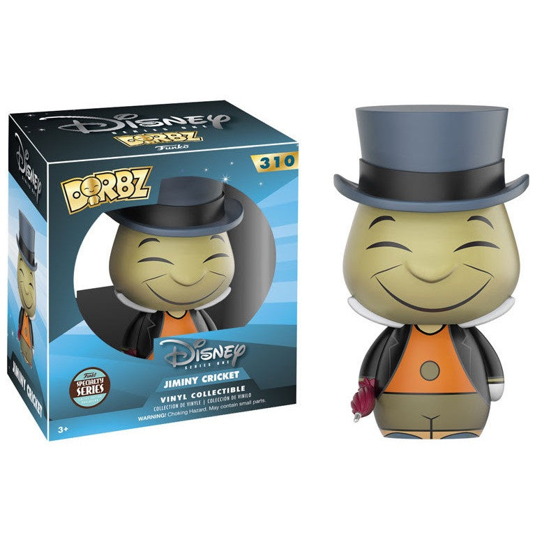 Disney Dorbz Vinyl Figure Jiminy Cricket [Specialty Series]