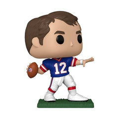 NFL Legends Pop! Vinyl Figure Jim Kelly (Buffalo Bills) [154] - Fugitive Toys