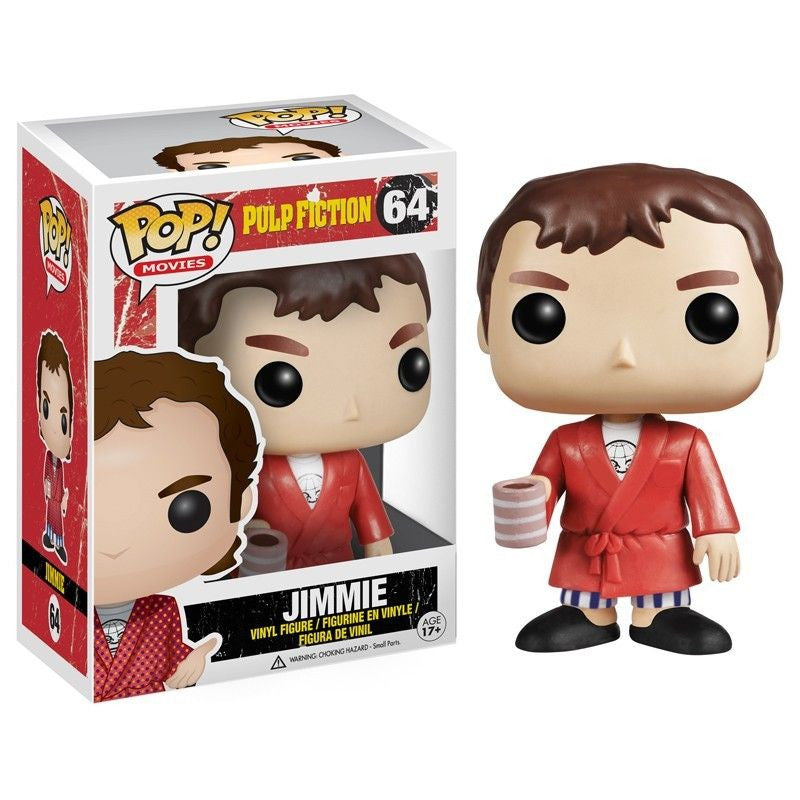 Movies Pop! Vinyl Figure Jimmie [Pulp Fiction] - Fugitive Toys
