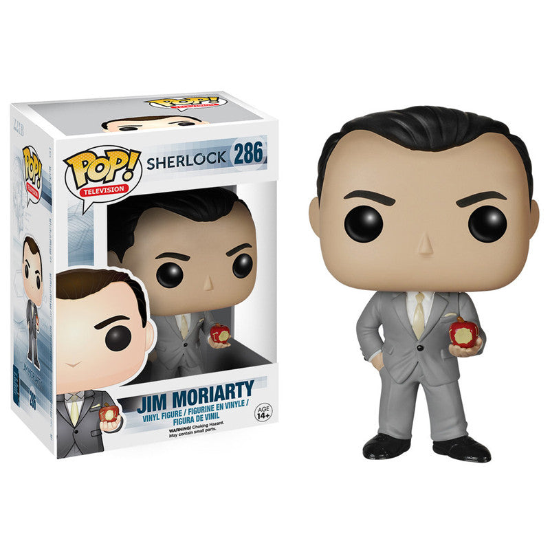 Sherlock Pop! Vinyl Figure Jim Moriarty