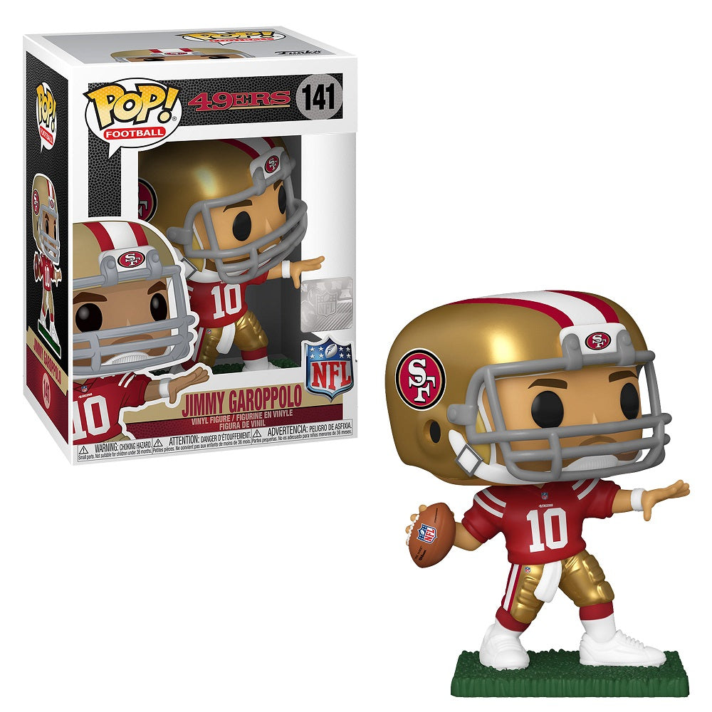 NFL Pop! Vinyl Figure Jimmy Garoppolo (49ers) [141]