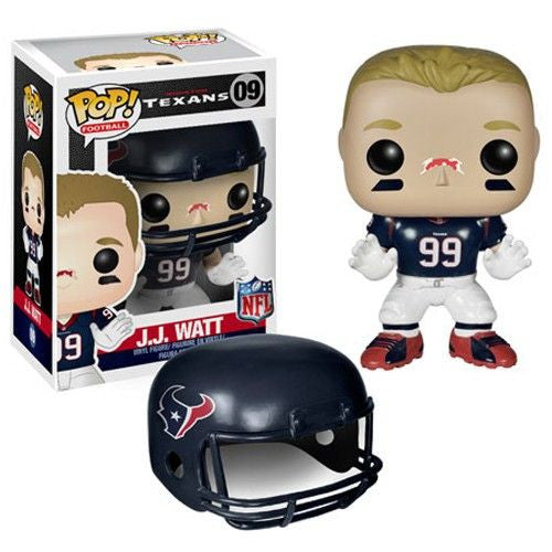 NFL Pop! Vinyl Figure J.J. Watt [Houston Texans]