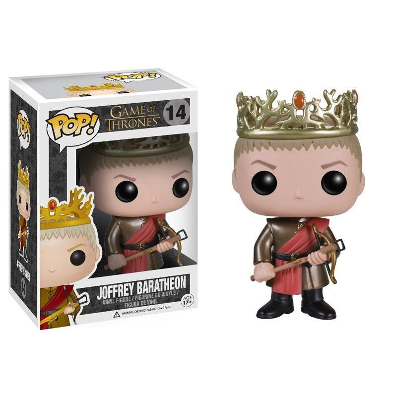 Game of Thrones Pop! Vinyl Figure Joffrey Baratheon