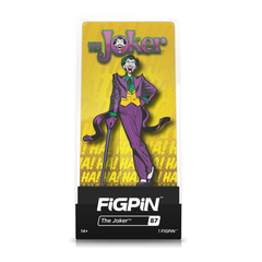 Batman Classic: FiGPiN Enamel Pin The Joker [87]