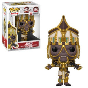 Guild Wars 2 Pop! Vinyl Figure Joko [563]