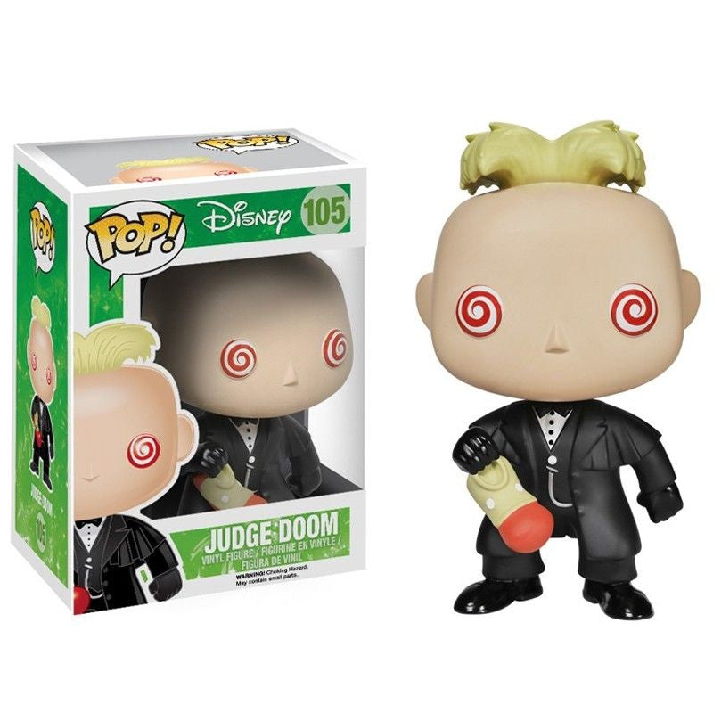Disney Pop! Vinyl Figure Judge Doom [Who Framed Roger Rabbit]