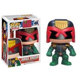 Heroes Pop! Vinyl Figure Judge Dredd