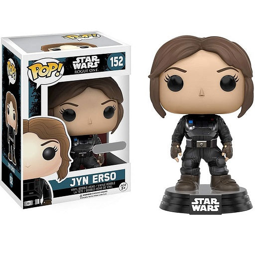 Star Wars: Rogue One Pop! Vinyl Figures Imperial Disguise Jyn Erso [152]