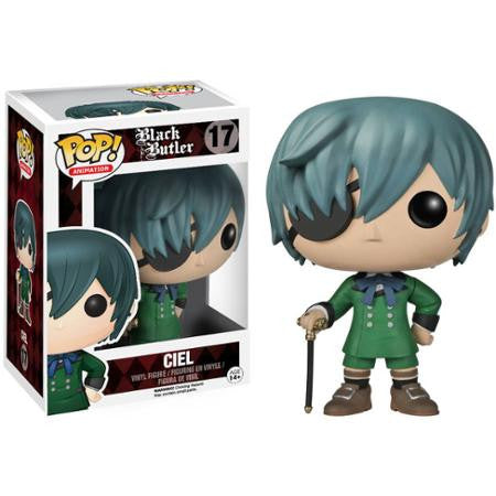 Anime Pop! Vinyl Figure Ciel [Black Butler]