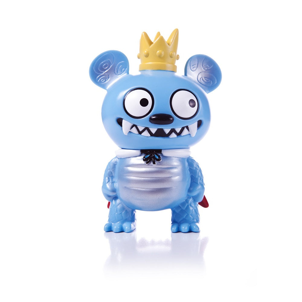 Bossy Bear Kaiju Blue (Looking Sideways) Strange Beast Collection