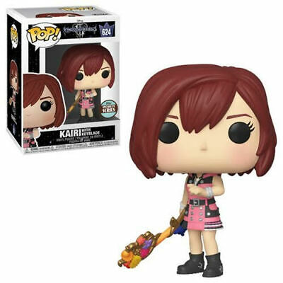Kingdom Hearts 3 Pop! Vinyl Figure Kairi with Keyblade (Specialty Series) [624]