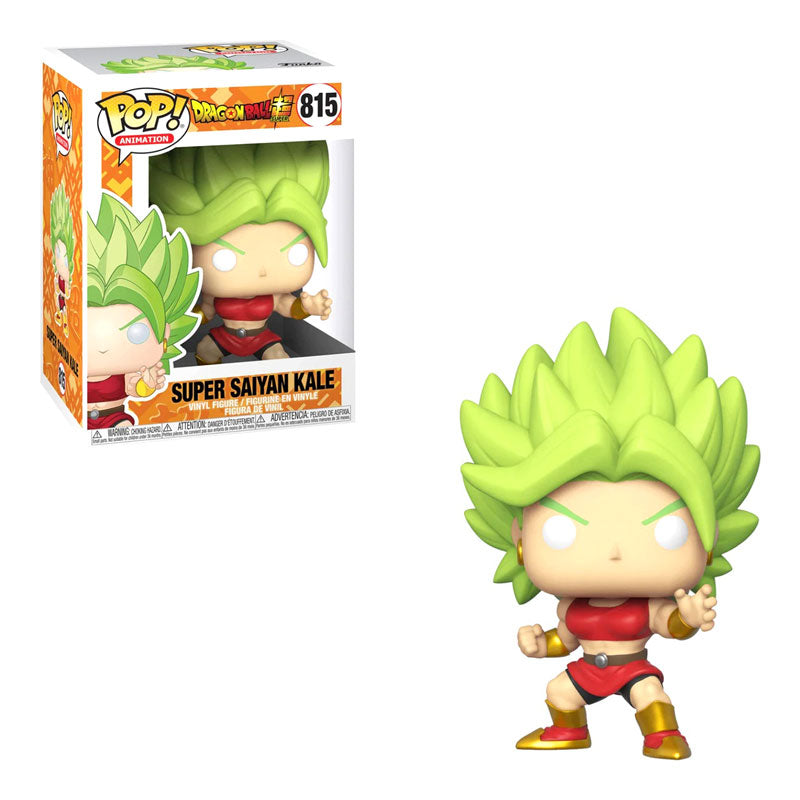 Dragon Ball Super Pop! Vinyl Figure Super Saiyan Kale [815] - Fugitive Toys