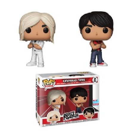 Scott Pilgrim vs The World Pop! Vinyl Figure Katayanagi Twins [Exclusive] [2-pack]