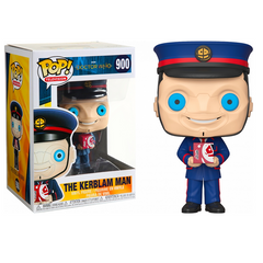 Doctor Who Pop! Vinyl Figure The Kerblam Man [900]