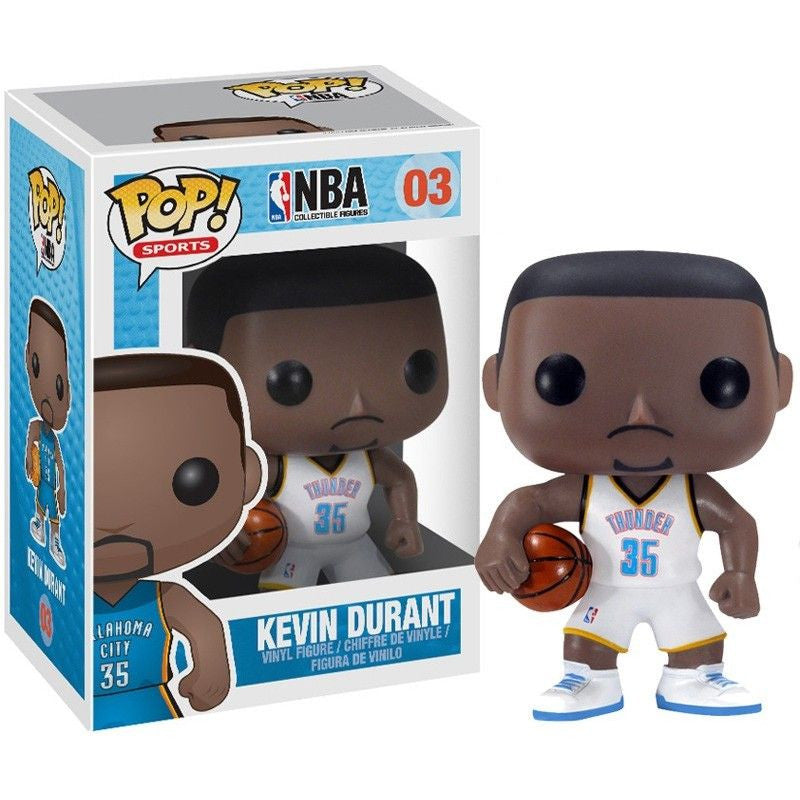 NBA Series 1 Pop! Vinyl Figure Kevin Durant