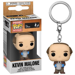 The Office Pocket Pop! Keychain Kevin with Chili - Fugitive Toys