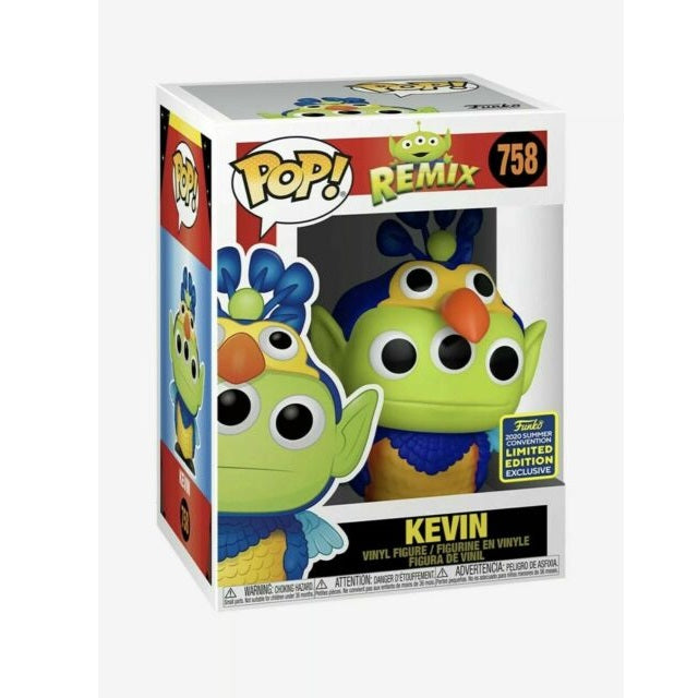 Disney Pop! Vinyl Figure Alien Remix Kevin (2020 Summer Convention Exclusive) [758]