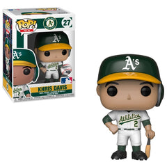 MLB Pop! Vinyl Figure Khris Davis [Oakland A's] [27]