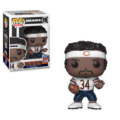 NFL Legends Pop! Vinyl Figure Walter Payton (Home) [Chicago Bears] [78]