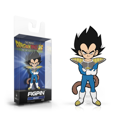 Dragon Ball Super: Broly FiGPiN Mini Enamel Pin Kid Vegeta [M36] - Fugitive Toys