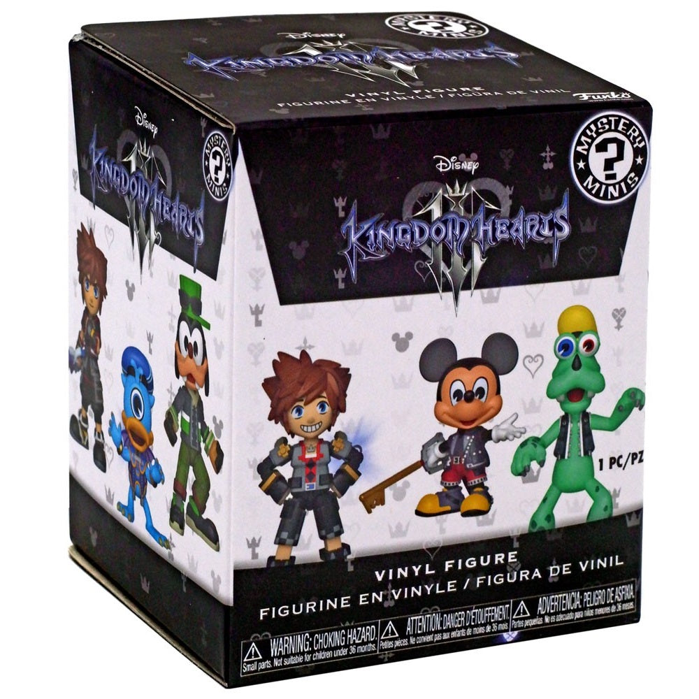 Kingdom Hearts Mystery Minis (1 Blind Box)