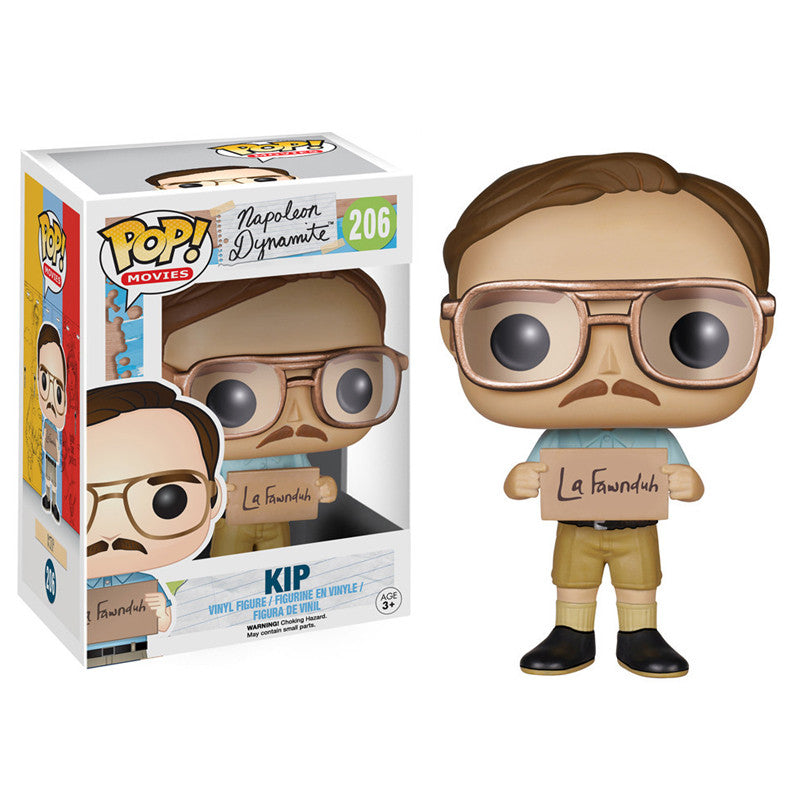 Movies Pop! Vinyl Figure Kip [Napoleon Dynamite]