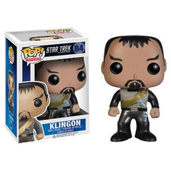 Star Trek Pop! Vinyl Figure Klingon - Fugitive Toys