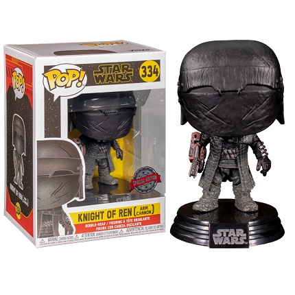 Star Wars Pop! Vinyl Figure Knight of Ren (Arm Cannon) [334]