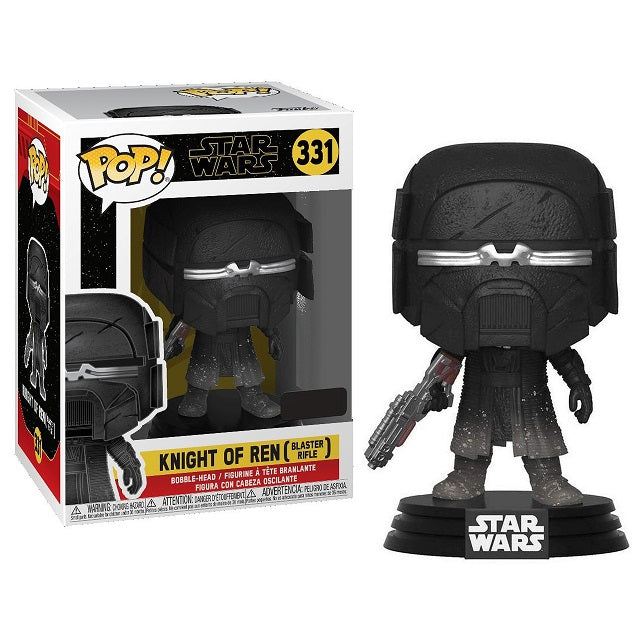 Star Wars Pop! Vinyl Figure Knight of Ren (Blaster Rifle) [331]
