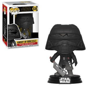 Star Wars Pop! Vinyl Figure Knight of Ren (Heavy Blade) [335]