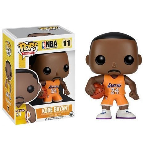 NBA Series 2 Pop! Vinyl Figure Kobe Bryant [11]