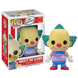 The Simpsons Pop! Vinyl Figure Krusty The Clown