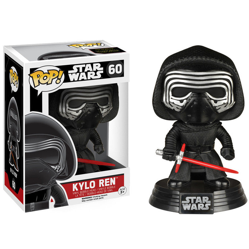 Star Wars Pop! Vinyl Bobblehead Kylo Ren [Episode VII: The Force Awakens]