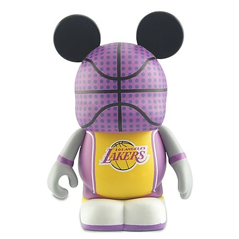 Disney Vinylmation NBA Series: LA Lakers