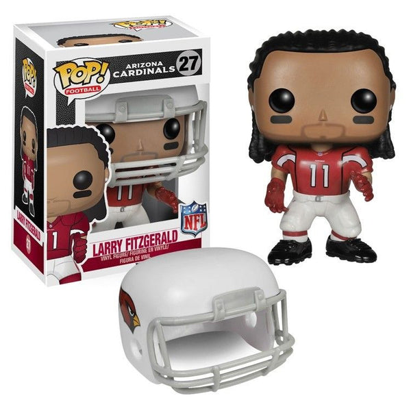 Nfl Pop Vinyl Figure Larry Fitzgerald Arizona Cardinals
