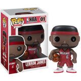 NBA Series 1 Pop! Vinyl Figure Lebron James [01] - Fugitive Toys
