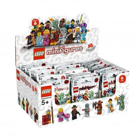 LEGO Minifigures Series 6 (8827) (Case of 60)