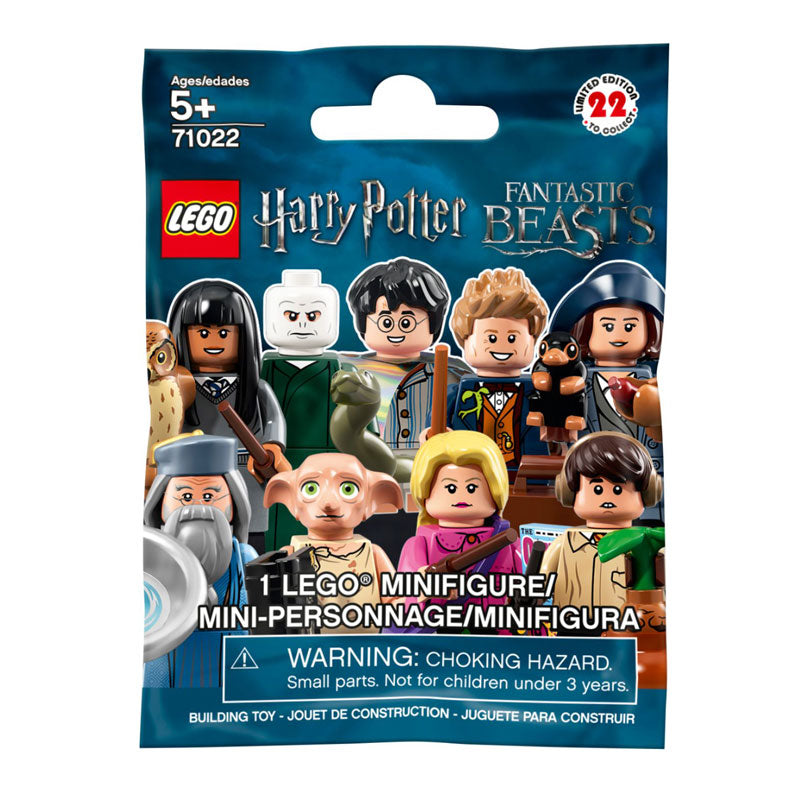 LEGO Harry Potter Fantastic Beasts Minifigures (71022) (1 Blind Pack)
