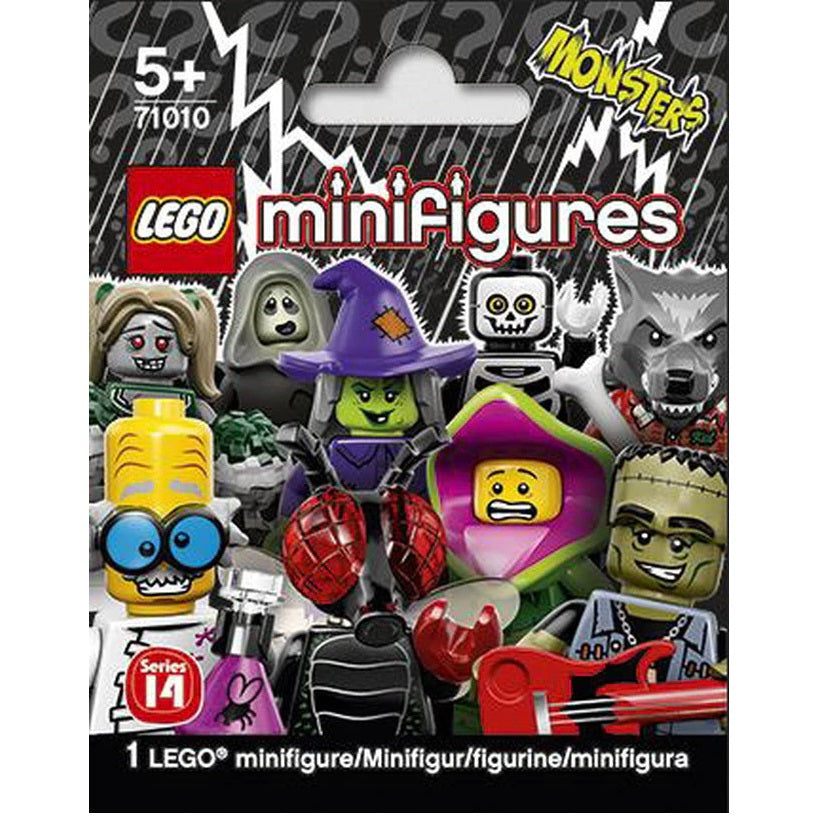 LEGO Minifigures Monsters Series 14 (71010) (1 Blind Pack)
