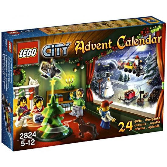 LEGO City Advent Calendar (2824)