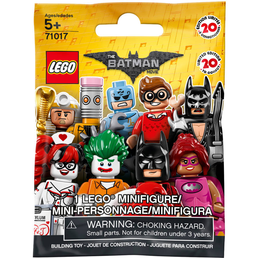 LEGO Minifigures The Batman Movie (71017) (1 Blind Pack)