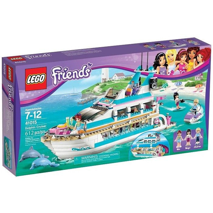 LEGO 41015 Friends Dolphin Cruiser