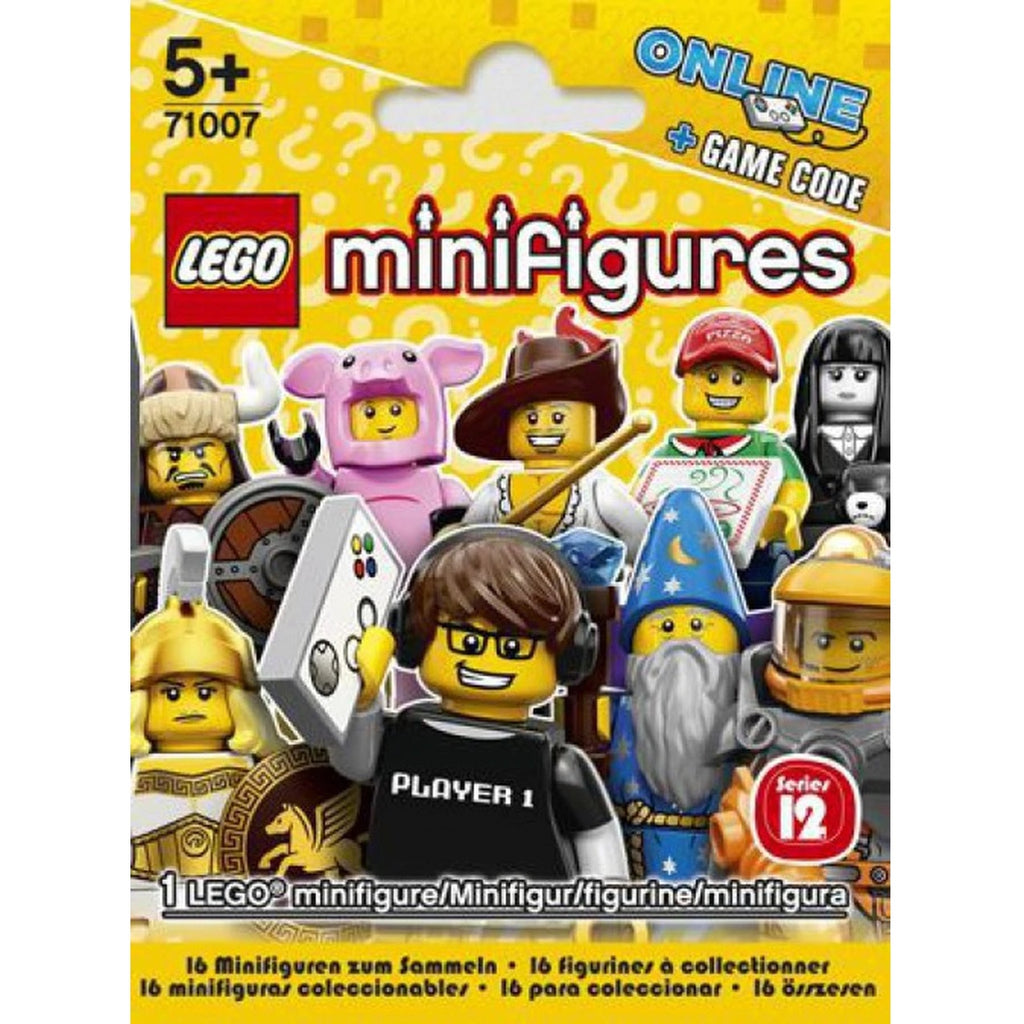 LEGO Minifigures Series 12 (71007) (1 Blind Pack)