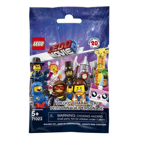 LEGO Minifigures The Lego Movie 2 (71023) (1 Blind Pack)