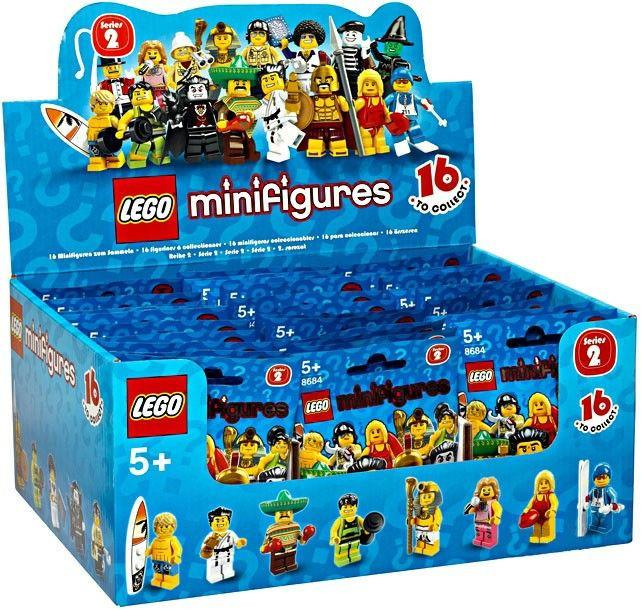 LEGO Minifigures Series 2 (8684) (Case of 60)